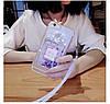 """ASUS ZenFone 4 Selfie чехол бампер противоударный со стразами блёстками камнями динамический жидкий """"MISS DIOR, фото 8"""