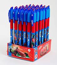 """Ручка шарико-масляная """"Тачки"""" синяя 0.6 мм. 1 Вересня"""