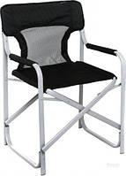 Раскладной стульчик для отдыха Айдар 6040: ткань жаккард, алюминиевый каркас, 54х62х88 см