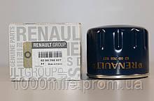 Фильтр масла на Renault Kangoo 98->2008 1.9dCi (dTi)  —  Renault (Оригинал) - 8200768927