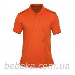 Летняя рубашка Polo Norfin Orange (67100)