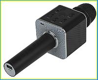 Беспроводной микрофон Q7 c 2 динамиками и USB-входом
