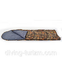 Спальный мешок с капюшоном 220*73 VP482250. Распродажа!
