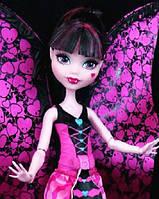 Кукла Монстер Хай Дракулаура Летучая мышь Трансфомация Monster High Draculaura Школа Монстров