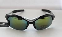 Защитные прямоугольные мужские очки от солнца