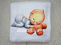Теплое одеяло для детей