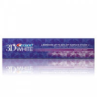 Зубна паста Crest 3D White Radiant mint