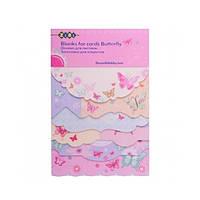 Заготовка для открыток Заготовка для открыток Zibi Butterfly 10.2-15.3 см ZB.18215-AF (ZB.18215-AF x 69327)
