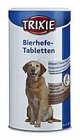 Trixie Bierhefe-Tabletten витаминный комплекс с пивными дрожжами для собак.