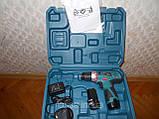 Шуруповерт аккумуляторный Craft-tec Pro CPCD-12-2 Li, фото 2