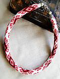 Украшение для вышиванки - жгут, фото 3