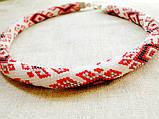Украшение для вышиванки - жгут, фото 7
