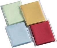 Салфетки для пыли Салфетки для влажной и сухой уборки Silky-T  30x40см  5 шт (101230-жёлтая(5шт) x 1941)