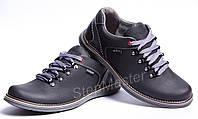 Туфли кожаные VANS Decor Exclusive