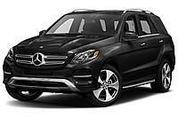 Поперечки на рейлинги Mercedes Benz GLE Class W166 (2014-...)