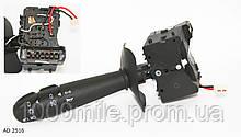 Переключатель света фар с звуковым сигналом на Renault Kangoo 1997->2008 A&D (Польша) AD2516