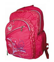 Рюкзак 2 отд., 44*28*23см,Soft PL,роз.,9325,SAF