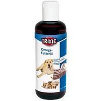 Trixie Omega Futterol масло омега для собак.