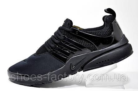 Беговые кроссовки в стиле Nike Air Presto, Black, фото 2
