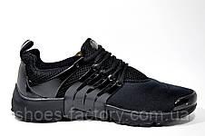 Беговые кроссовки в стиле Nike Air Presto, Black, фото 3