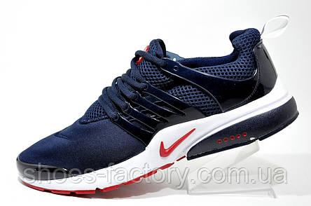 Кроссовки для бега Nike Air Presto, Dark Blue\White, фото 2
