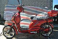 Электровелосипед FLH 001 AZIMUT - MUSTANG ,350W-48V, фото 1