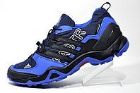 Трекинговые кроссовки Adidas Terrex Fast r Gore-Tex, Blue\Black