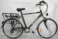 Электровелосипеды AZIMUT  GENT Модель 2014