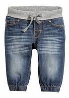 Детские джинсы для мальчика H&M 12-18 мес,1,5-2 года