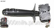 Переключатель света фар с звуковым сигналом на Renault Kangoo 1997->2008 A&D (Польша) AD2515