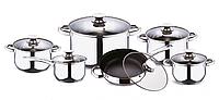 Набор посуды 12 предметов LUXBERG LX 112007