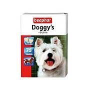 Beaphar Doggy's + Biotin витаминизированные лакомства для собак с биотином.