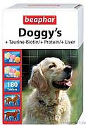 Beaphar Doggy's Mix витаминизированное лакомство для собак.