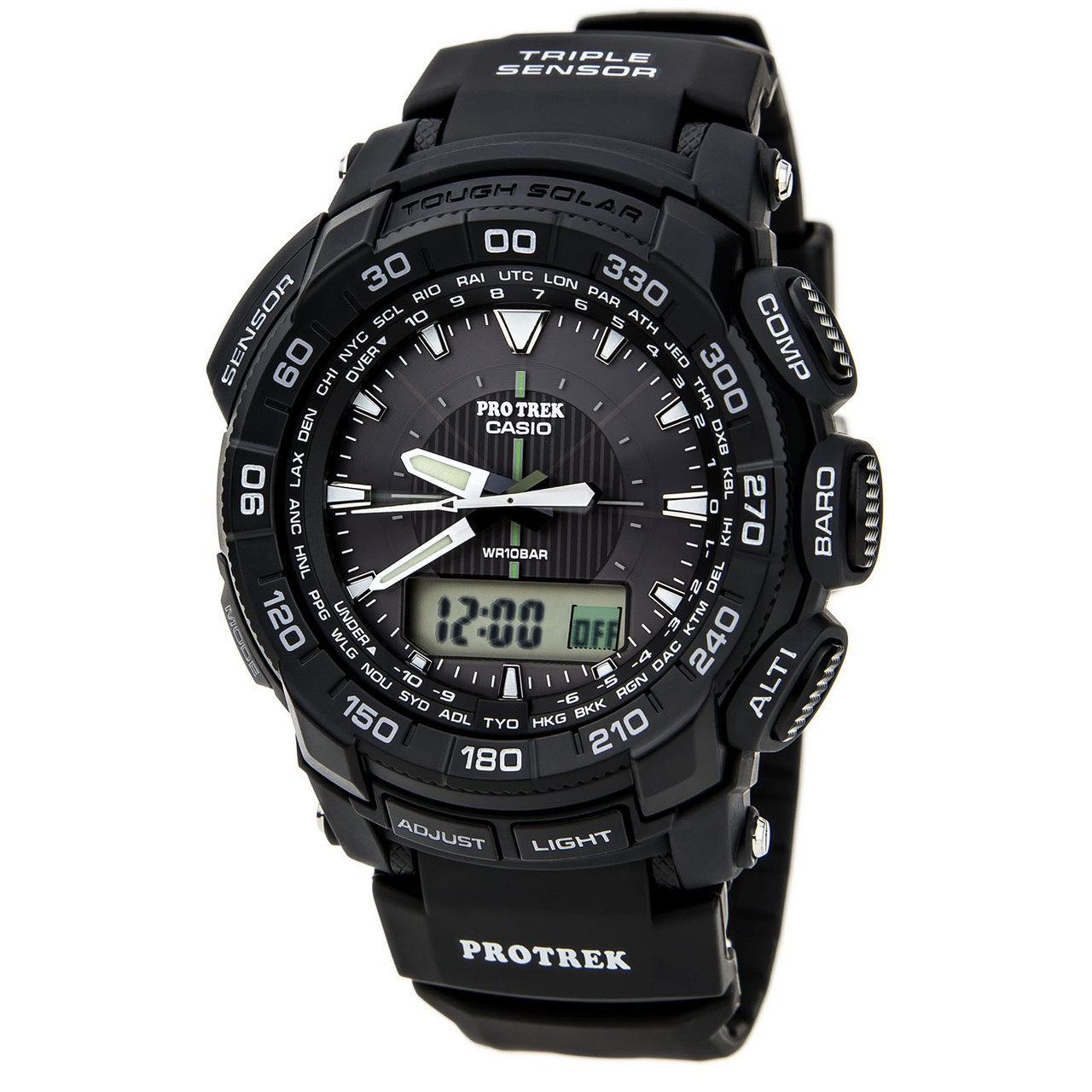 Часы Casio Pro-Trek PRG550-1A1CR