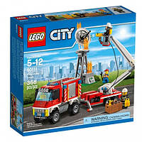 Lego City Автомобиль пожарников 60111