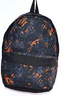 Спортивные и городские рюкзаки (ЧЕРНЫЙ ПРИНТ)