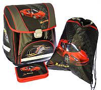 "Набор ""Racing"" ранец+пенал+сумка для обуви Josef Otten, фото 1"