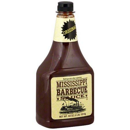 Соус Mississippi Barbecue (1,5л)