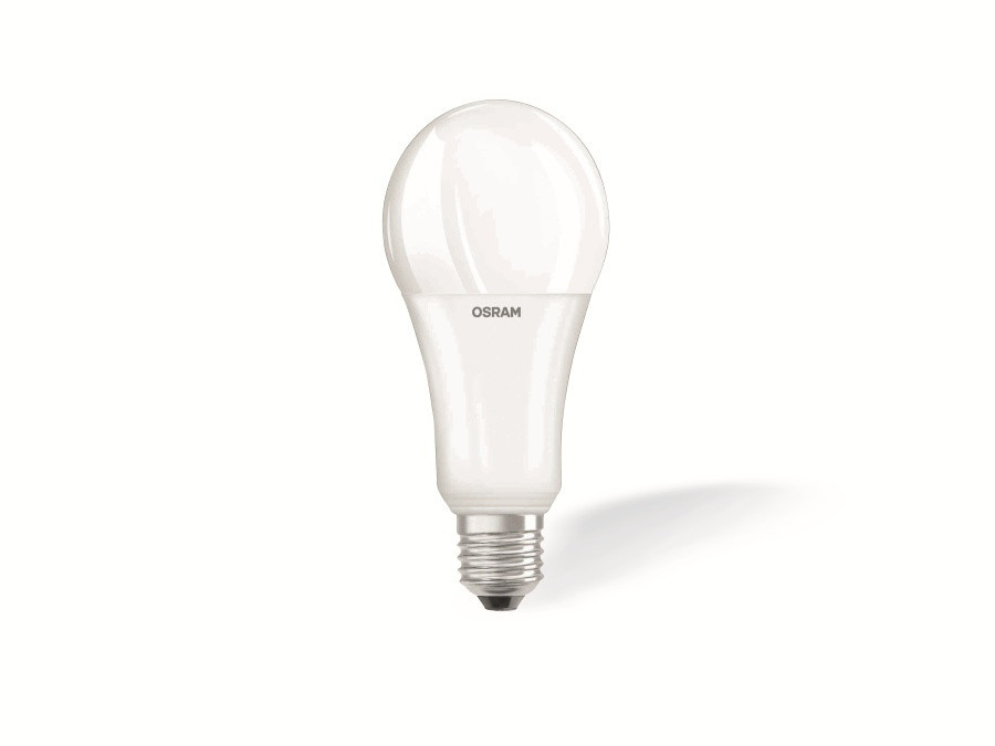 Лампа LED Star CL A150 20,3W 2700K FR E27 2452 Lm OSRAM (замена 150Вт)