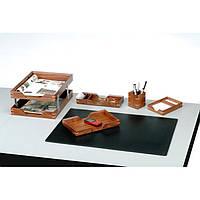 Набор канцелярский Набор настольный деревянный 6 предметов, орех 6279WDN Bestar (6279WDN x 28464)