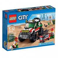Lego City Внедорожник 60115