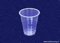 Стопка (рюмка) пластиковая одноразовая