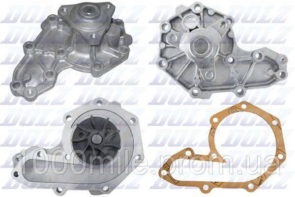 Водяной насос на Renault Kangoo  97->08  1.9D  —  Dolz (Германия)  -  R179