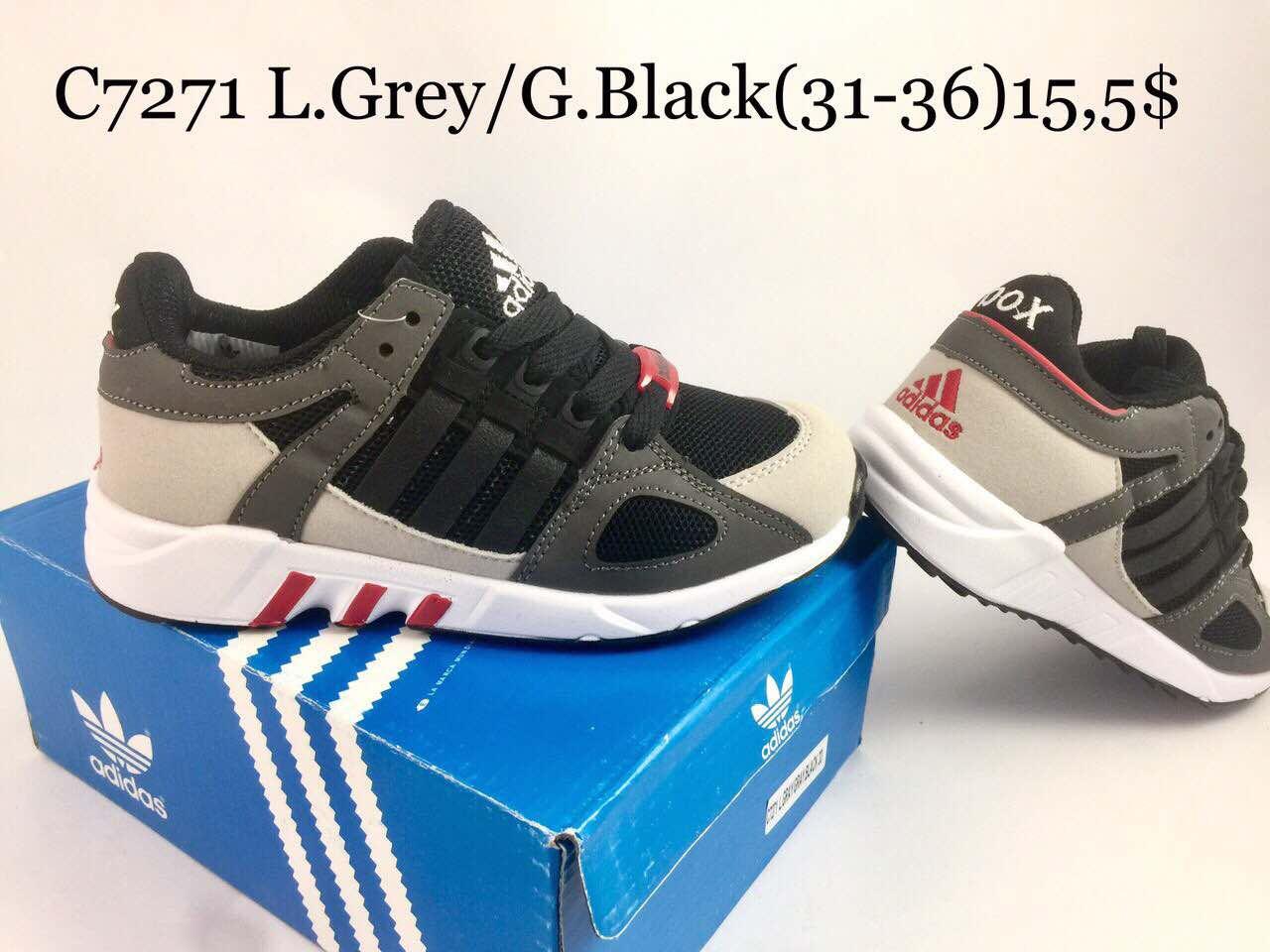 8583c867aa7f Детские кроссовки оптом от Adidas (31-36), цена 408,90 грн., купить ...