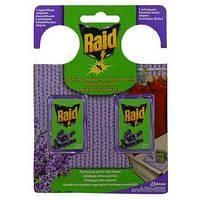Средство от насекомых Рейд-антимоль средство от моли Гель лаванда Raid 0158400 (0158400 x 38772)