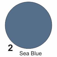 Крем-тени для век Alex Horse АЕ-500 №02 Sea Blue