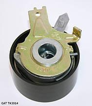 Натяжной ролик ремня ГРМ на Renault Kangoo II 2008-> 1.5dCI  —Gates (Бельгия) - T43014