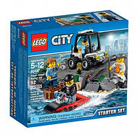 Lego City Набор для начинающих: Остров-тюрьма 60127