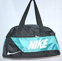 Универсальные спортивные сумки (ЧЕРНЫЙ - с - БИРЮЗОВЫМ)
