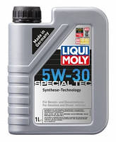 НС-синтетическое моторное масло Liqui Moly Special Tec SAE 5W-30 1л